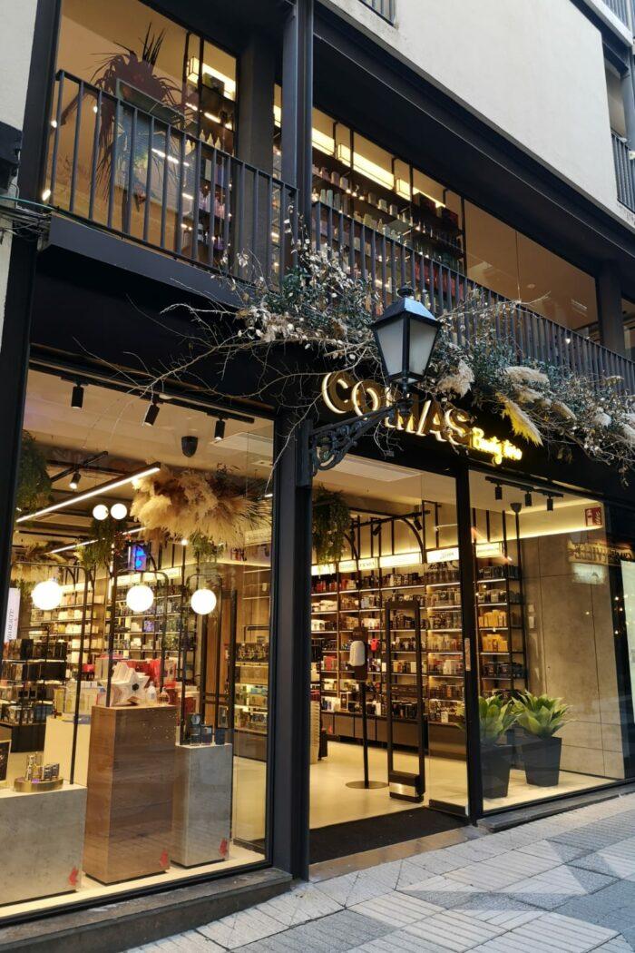 Por qué pasarte dos horas en Comas Beauty Store será el planazo del mes