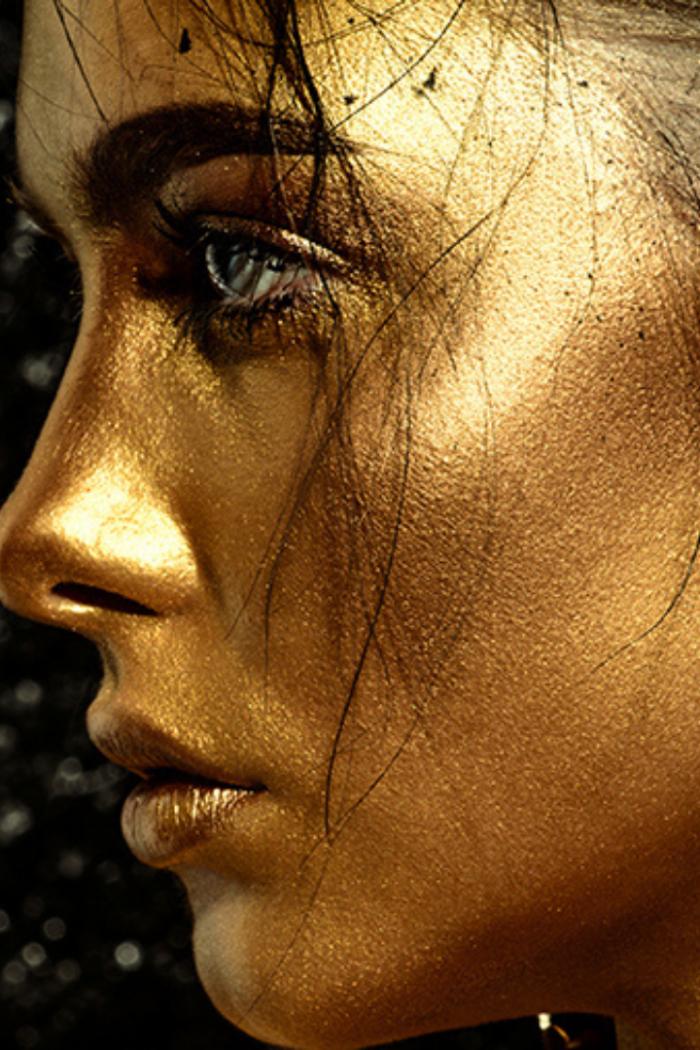 La cosmética inteligente basada en el oro